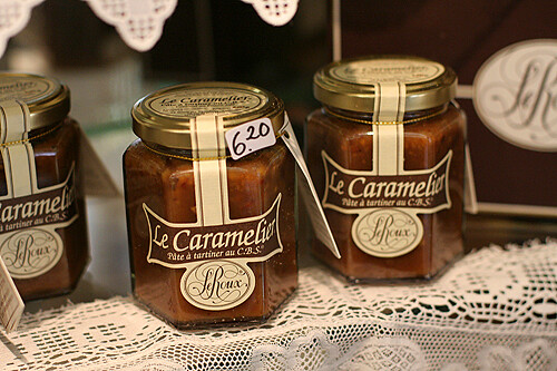 le roux salted butter caramel spread | by David Lebovitz