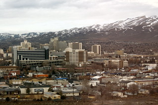 Downtown Reno, Nevada | by Prayitno / Thank you for (11 millions +) views