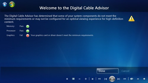 Windows 7 MC Digital Cable Advisor 11 | by evansonline