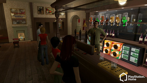 PlayStation Home - theLondonPub 2 | by PlayStation.Blog