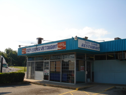 Cozy Corner Memphis Food Network