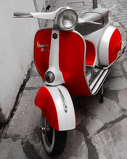 vespa | by THE JIMMY PATS