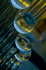 Glass Balls in Phipps Foyer | by r0b0r0b