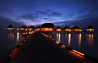 Maldives - Spa | by Heba A.