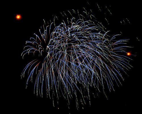 Fireworks - Adelaide Skyshow 2010 | by anthonycramp