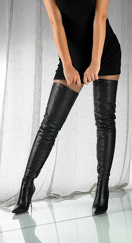 arollo thigh high leather boots size 9 5 www arollo net