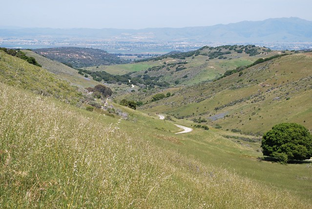 Fort Ord view to Salinas