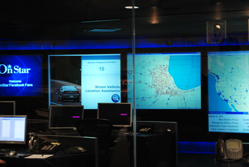 OnStar Command Center Tour | by cletch