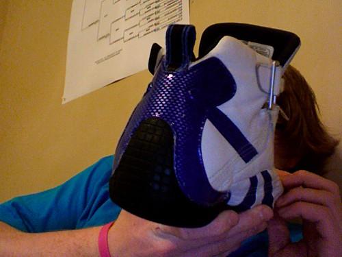 Reebok wrestling shoes