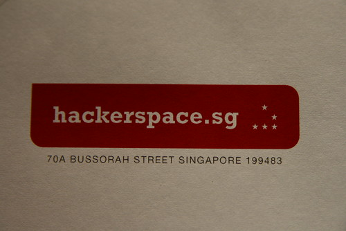 HackerspaceSG | by ruiwen