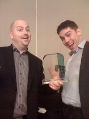Amplify Interactive wins a 2010 AMA MAX award | by b-lizzle