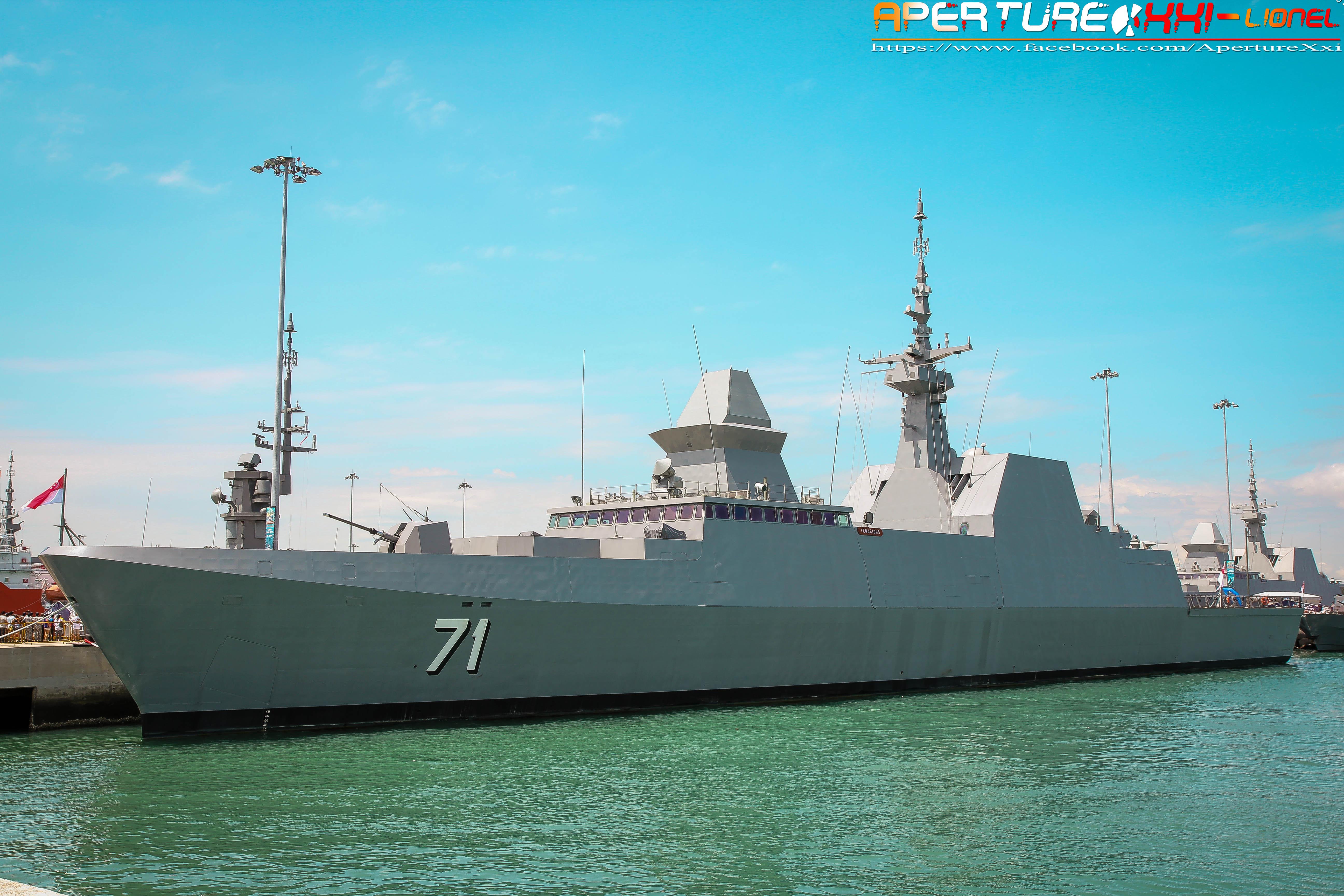 Singapore Navy - Marine de Singapour - Page 2 8867050621_482ddc3d3d_o