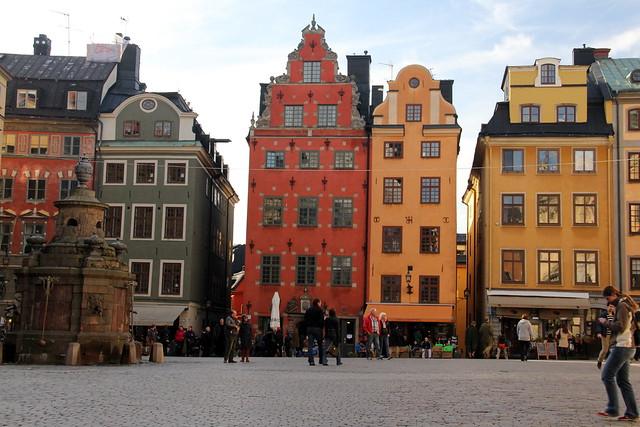 Gamla Stan, Stockholm - Sweden, Oct2013