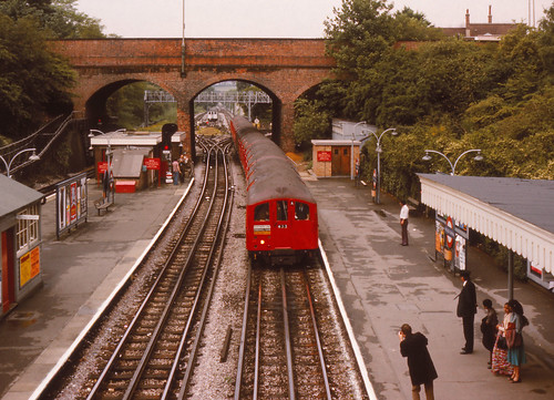 Finchley Central 4 June 1978