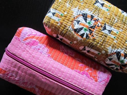 boxy pouches