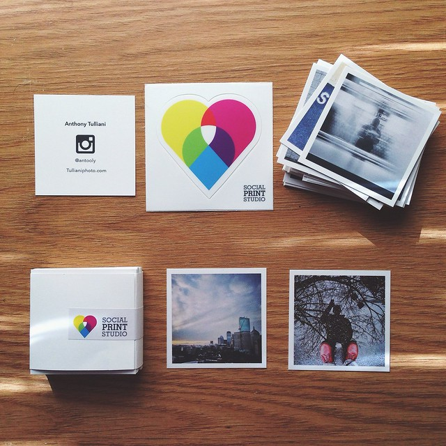 My Mobile Photography Business Cards