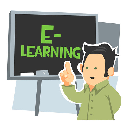 E-Learning Chalkboard