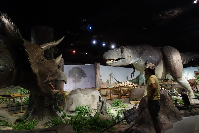 Las Vegas Natural History Museum by Kennejima, CC. Las Vegas with kids.