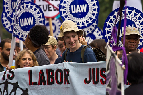 UAW for Climate Justice | by maisa_nyc