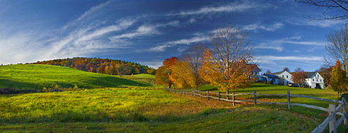 New England Farm | by samfeinsilver