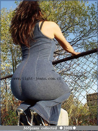 Collection Big Butts In Tight Jeans Pictures - Amateur Adult Gallery
