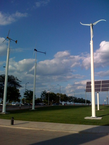 Renewable Energy at Discovery World | by mjmonty