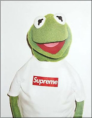 kermit X supreme X terry richardson | by リラックスdays