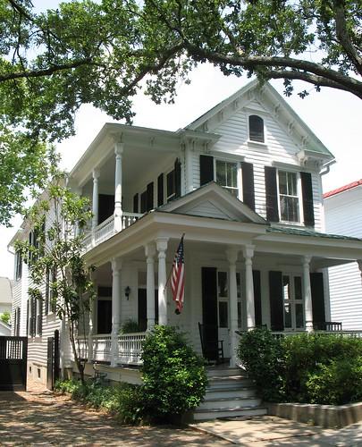 Charleston Historic Homes