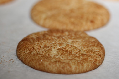 Snickerdoodles (Martha Stewart Recipe) | by Food Librarian