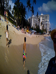 distorted Waikiki | by Mr. Biggs
