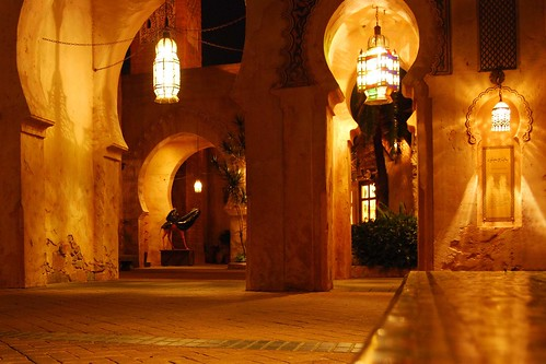 Morocco at Night (Epcot) | by jmberman1