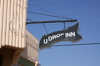 U Drop Inn | by C Jill Reed