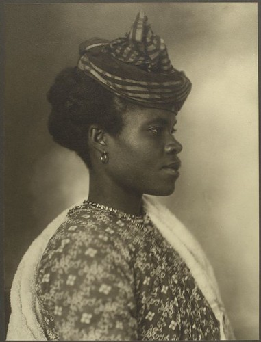 [Guadeloupean woman.] | by New York Public Library