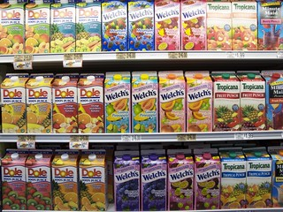 Wide range of Dole-branded juices | by Fruitnet.com