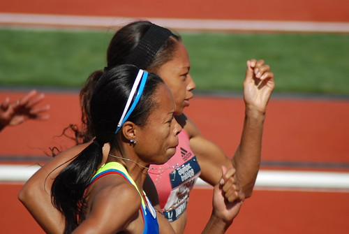 2008 Olympic Track Trials - Allyson Felix | by sawyerlaw