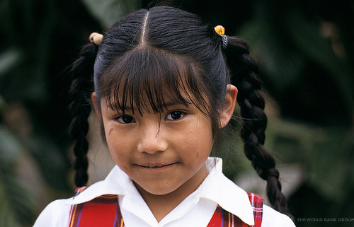 Portrait young girl. Mexico | by World Bank Photo Collection