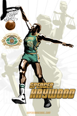 Spencer Haywood | by supersonicsoul