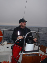 gerard is a fine helmsman | by cior