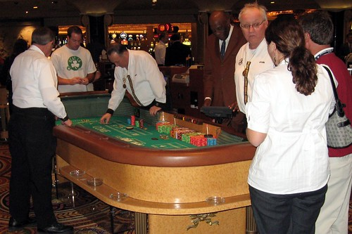 Craps table, Caesars Palace | by runneralan2004