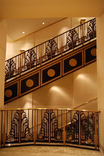 Waldorf-Astoria Staircase