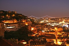 Lisboa at Night | by Fr Antunes