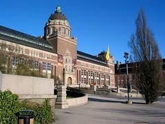 Музей естественной истории. Naturhistoriska Riksmuseet