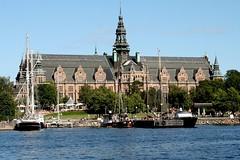 Северный музей. Nordiska Museet