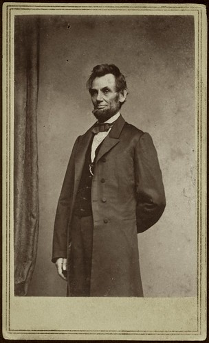 Abraham Lincoln | by George Eastman House