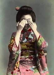 THE GEISHA WHO REFUSED TO LOOK | by Okinawa Soba (Rob)