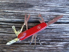 "Victorinox ""Swiss Army Knife"" Climber 