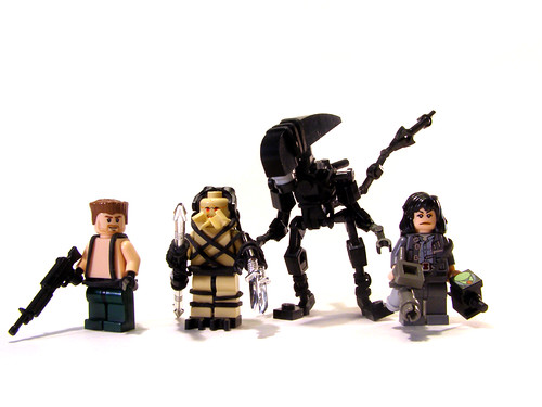 Movie Creatures & Heroes | by Legohaulic