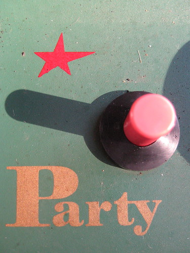 Party button | by Phillie Casablanca