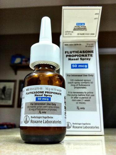 Fluticasone Propionate Nasal Spray | _BuBBy_ | Flickr