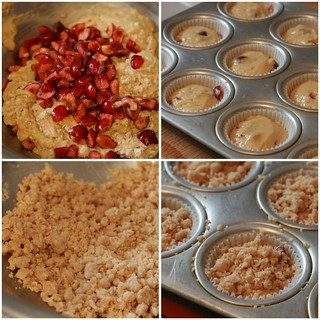 Cherry Orange Muffins collage 1 | by Food Librarian